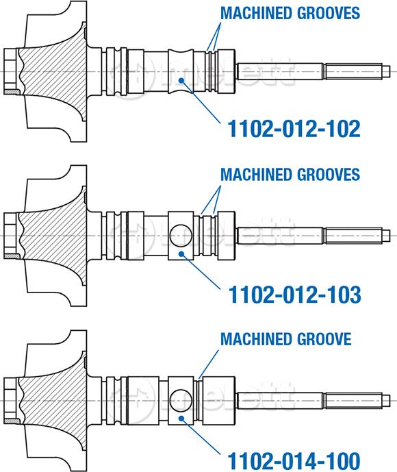 GT12-15 Z-Bearings