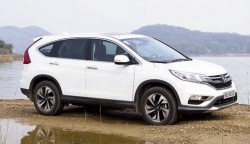 Honda updates CR-V with class-leading new diesel powertrain