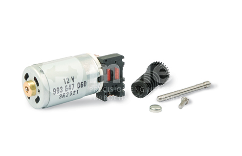 Melett's electronic actuator repair kits offer a cost effective quality repair solution