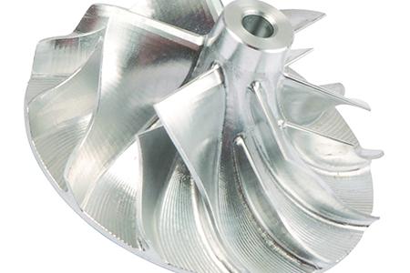 Cast vs MFS Compressor Wheels