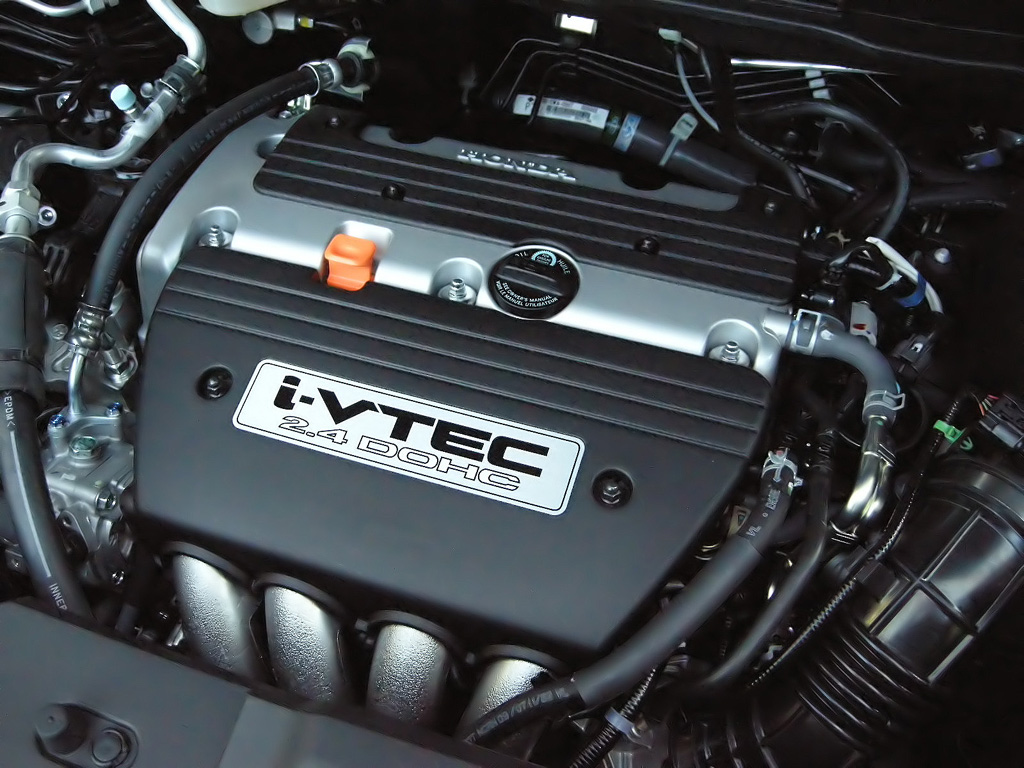 The new Honda VTEC turbo engine