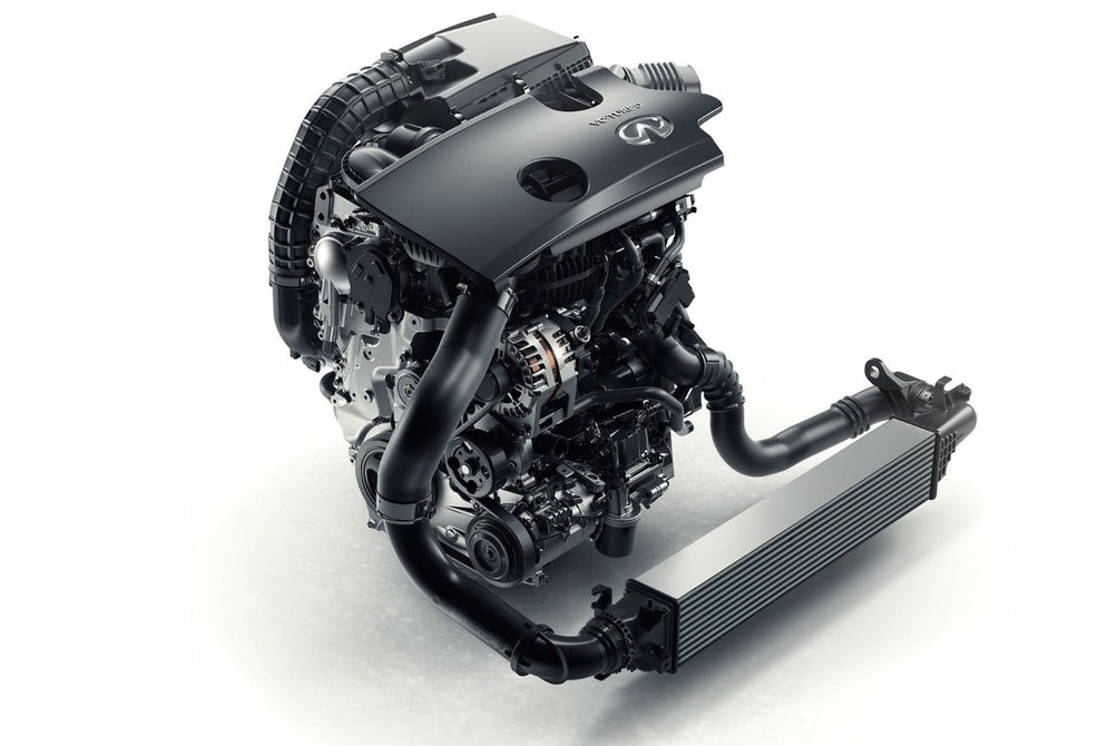 The Infiniti variable compression engine (VC-T)