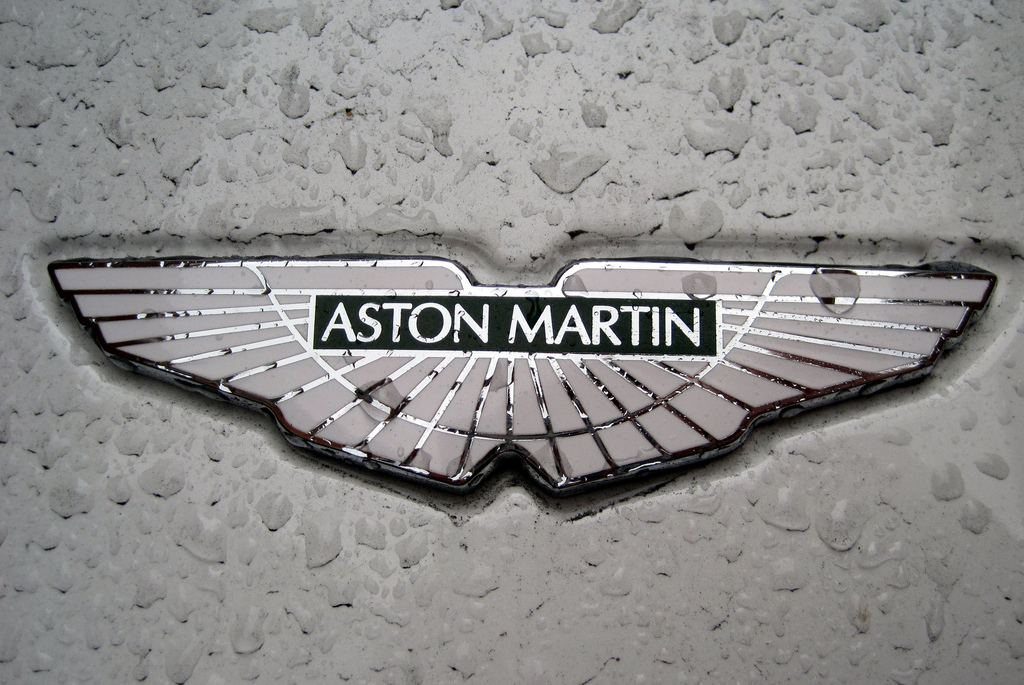 Aston Martin DB11 twin-turbo V8