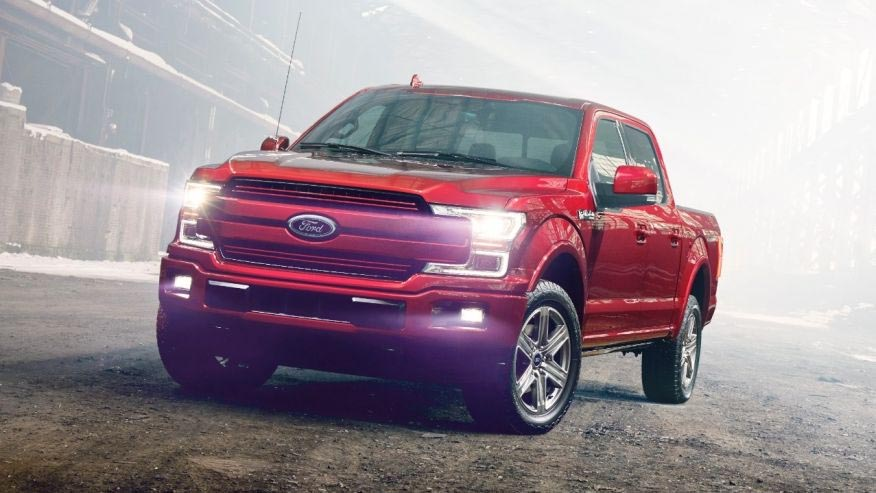 Ford's F-150 receives V6 Power Stroke turbodiesel for 2018