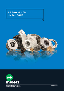 Borg Warner Catalogue