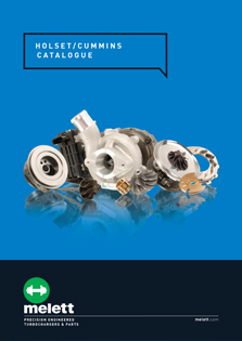 Holset/Cummins Catalogue