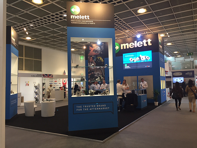 Check out our new exhibition stand!