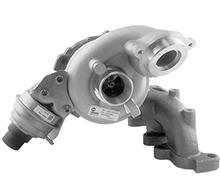 GTC1244MVZ Turbocharger