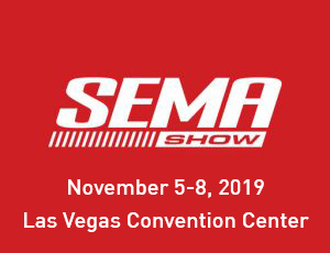 SEMA Show, November 5 – 8, Las Vegas